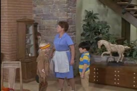 Greg Brady, you give that here!