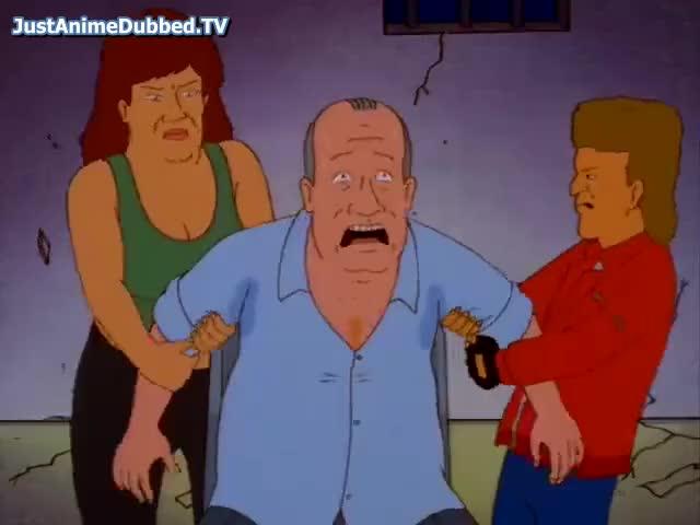 What? God dang it, Bobby.