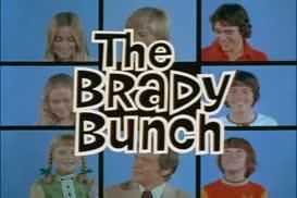 ♪ The Brady Bunch ♪