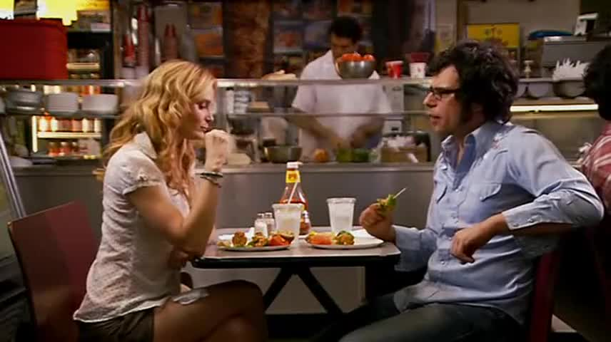 Clip image for '# That I'm sharing a kebab with the most beautiful girl #