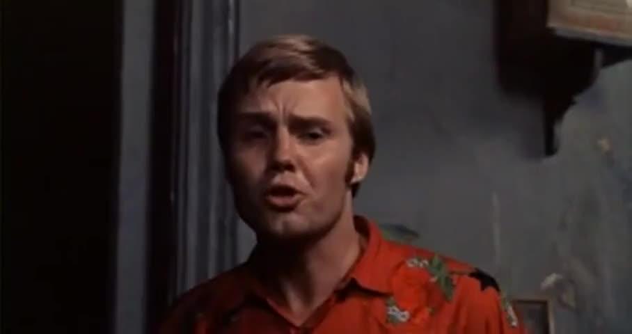 John Wayne. Are you gonna tell me he's a fag?