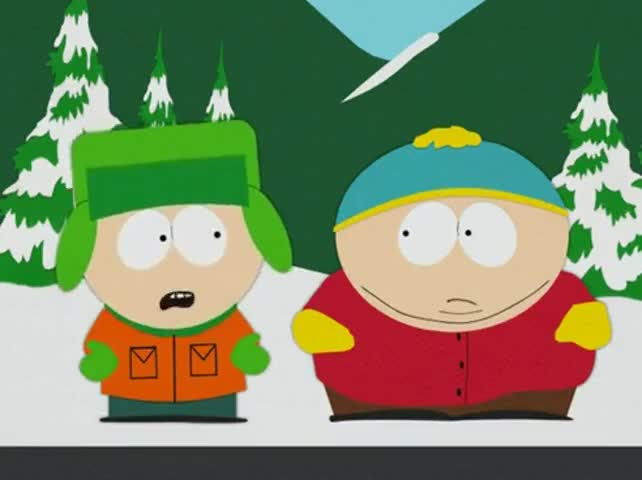 is to get Butters to put your wiener in his mouth.