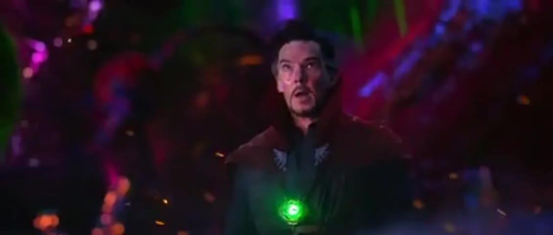 Dormammu! I've Come To Bargain. ~ Doctor Strange