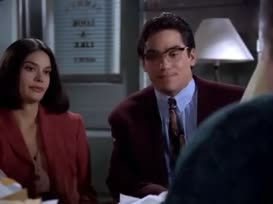 I'm Clark Kent, and this is my partner, Lois Lane. We're from...