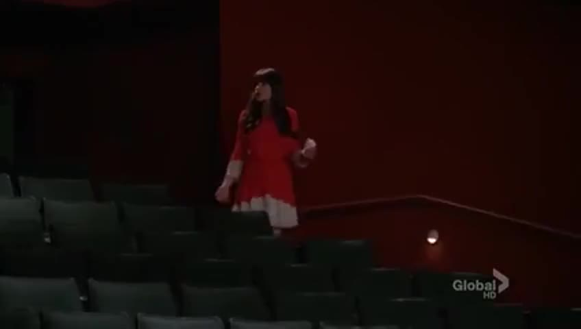 """I got a note that says """"Come to the auditorium now. It's urgent."""""""