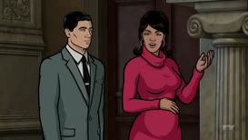 What?! God shit damn it, Archer, what?!
