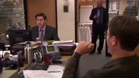 Damn it, Dwight!