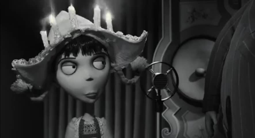 Yarn I D Welcome Death Frankenweenie 2012 Video Clips By Quotes Clip Aa703086 159b 4762 91b3 Cc0ca3412533 紗