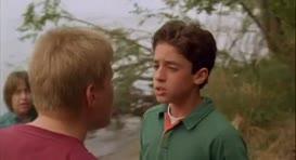 -Guys! Come on! -Shut up! -Make me!