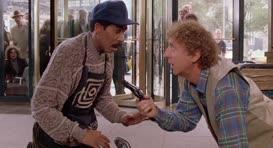 COP 2: Drop it! I said drop it!