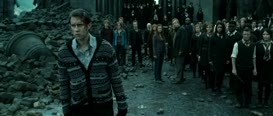 - It doesn't matter Harry's gone. - Stand down, Neville.