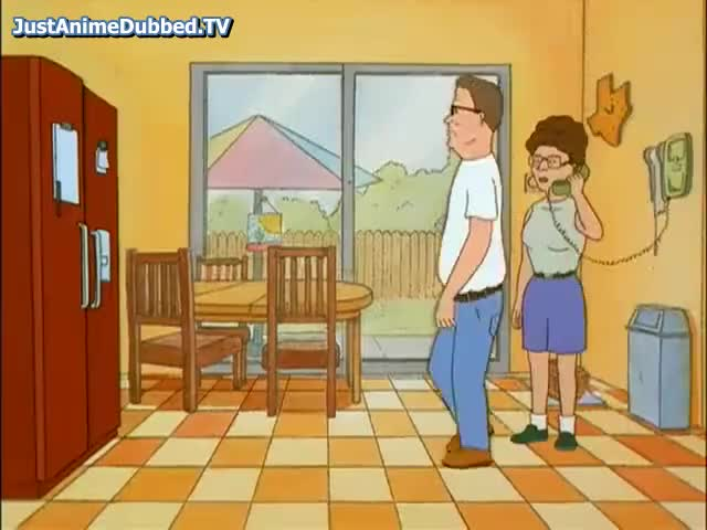 Peggy hill says ha penis