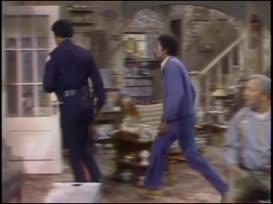 So long, Officer Swanhauser.