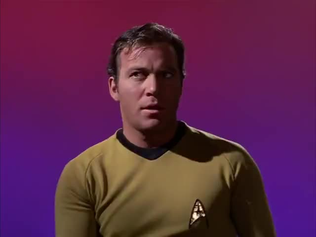 I am for Lieutenant Sulu.