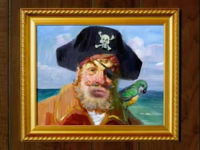 KIDS: Aye, aye, Captain!!