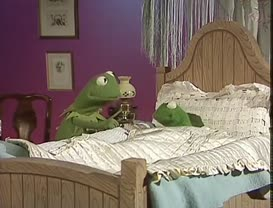This really isn't helping, Uncle Kermit.