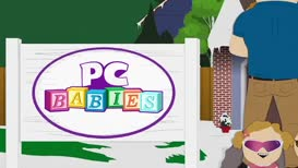 ♪ They're PC Babies, yeah! ♪
