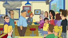 - Oh, my God, Teddy's burger! - Oh, God, oh, God.
