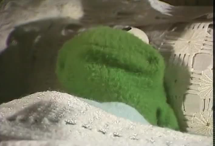 You know, Uncle Kermit, snakes are really very nice.