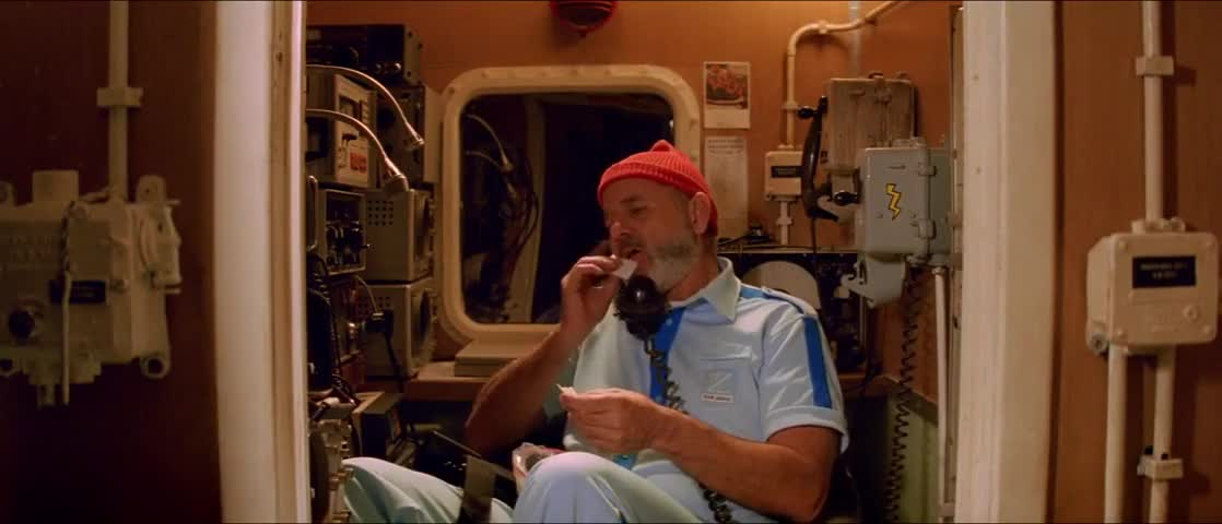 an auteurist critique of the life aquatic The life aquatic with steve zissou is a 2004 american comedy-drama film directed, co-written, and co-produced by wes anderson it is anderson's fourth feature-length film and was released in the united states on december 25, 2004.