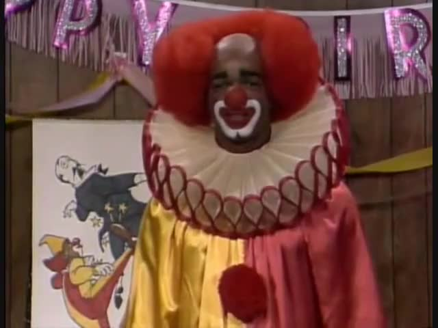 Yarn Happy Birthday Kid Homey D Clown In Living Color