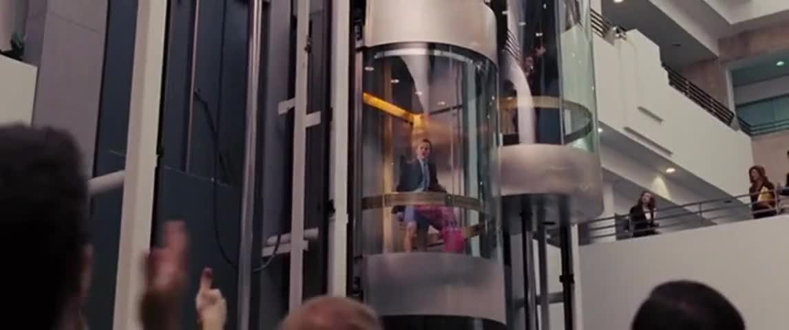 Clip image for 'christened the elevator by getting a blowjob