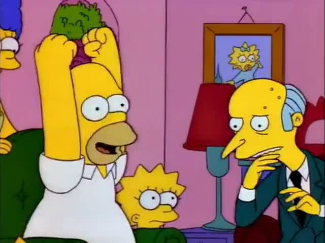 Whoo-hoo! I'm rich! Rich, I tells ya!