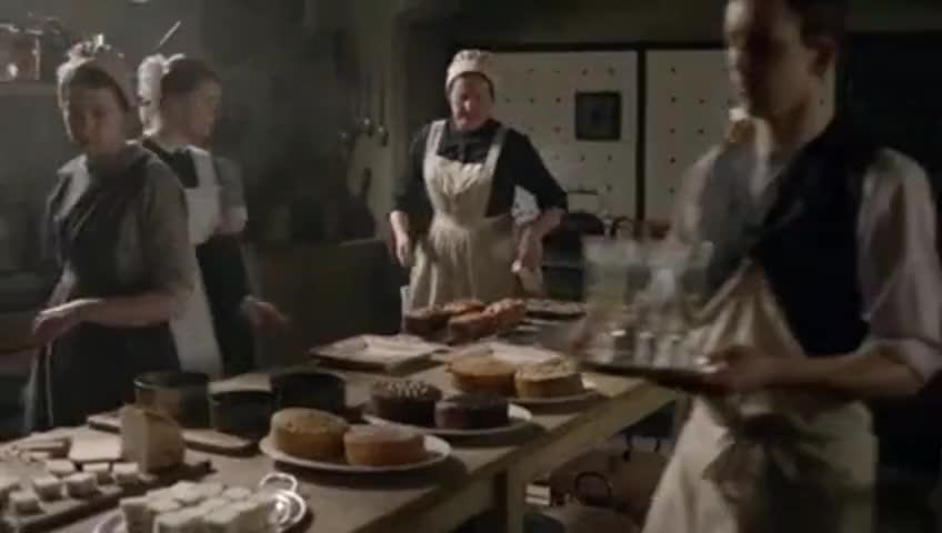 - Lfyou agree, Mrs Patmore. - Certainly, Mrs Bird.