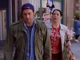 - But you got a bag there. - I know.