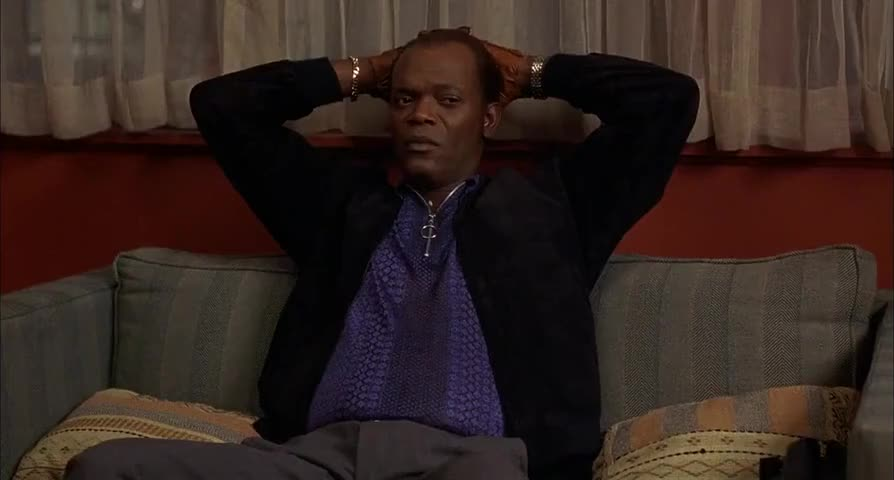 Jackie Brown Movie Quotes: - I Can Get You A Lawyer. - No, Let's Be Realistic