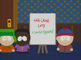Clip thumbnail for 'Hate Crime Laws, a Savage Hypocrisy.