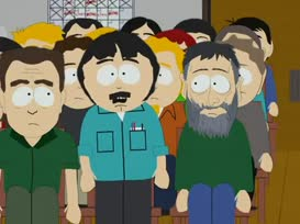 Um, my name's Randy and... I just, really like beer.