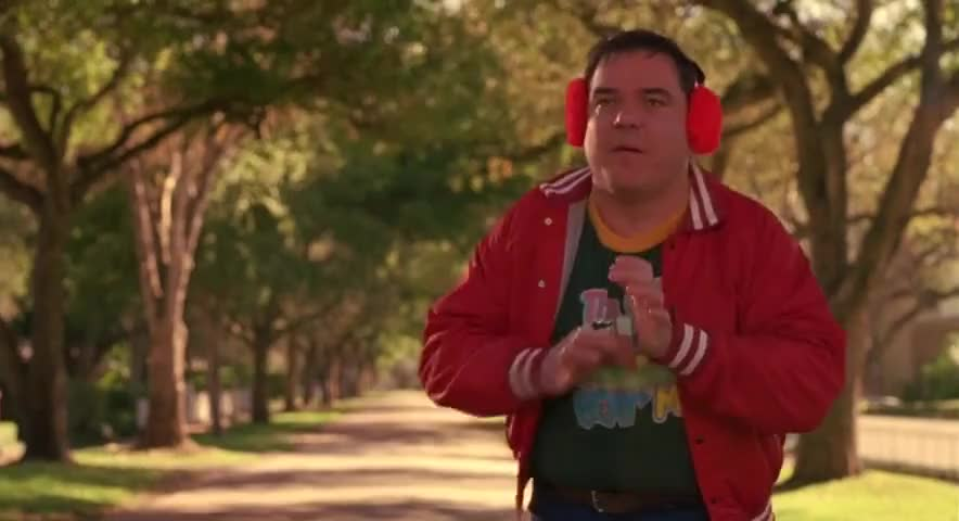 - Piggyback ride. Piggyback. - Warren, stop it. Leave Ted alone.
