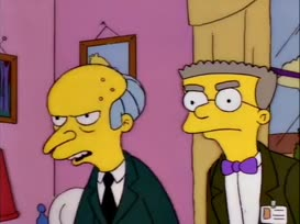 - You've made a mistake, Simpson. - [ Growling ]