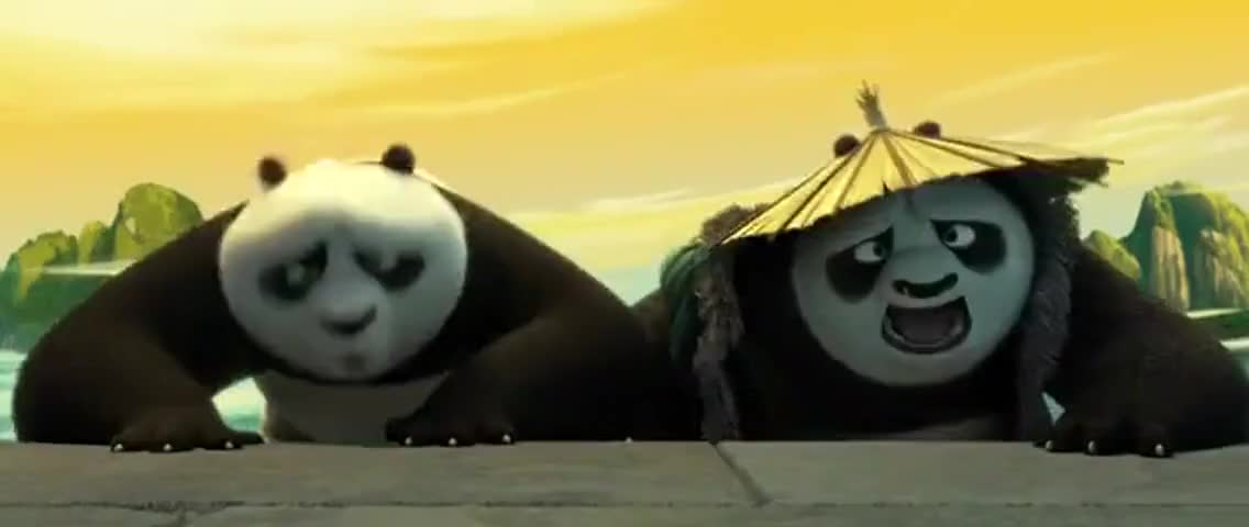 Clip image for 'Do you have panda asthma, too?