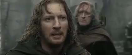 Tell the men to break cover. We ride for Minas Tirith.