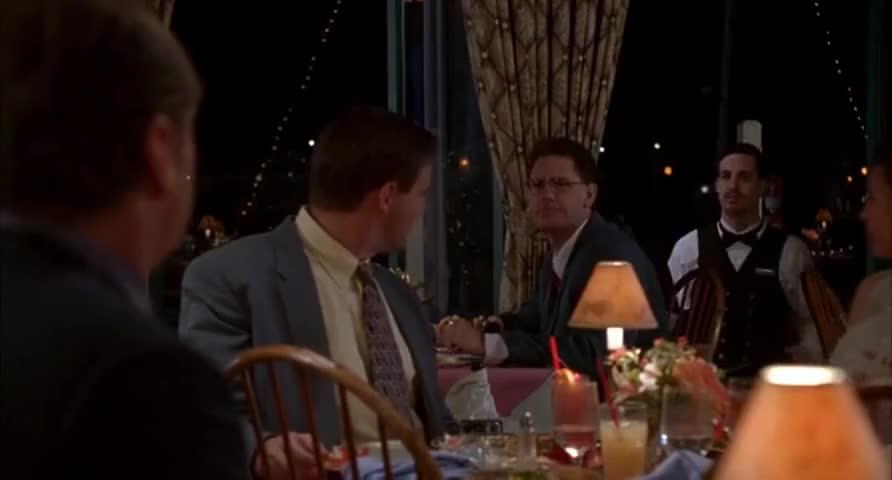 I'll tell your waiter!
