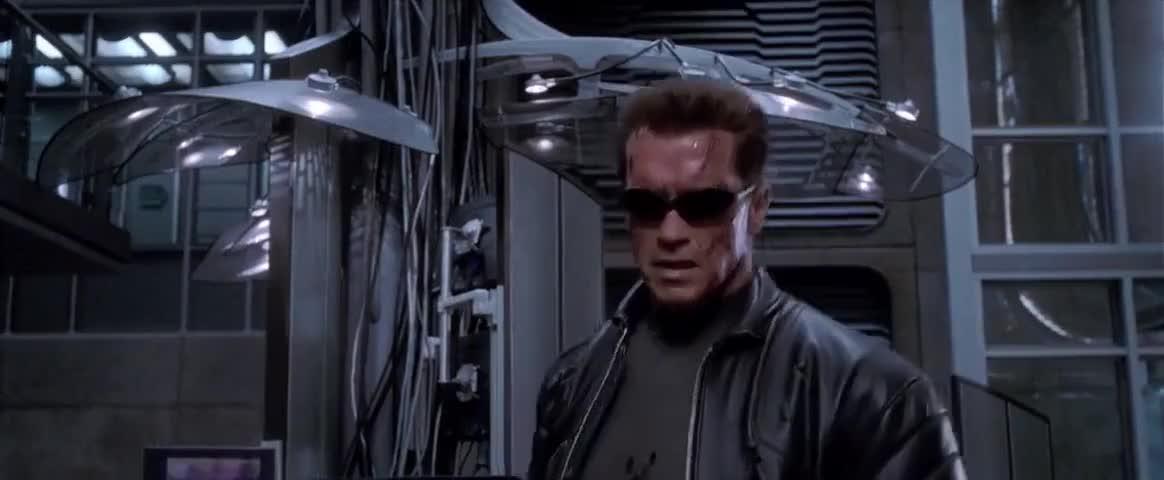 Skynet has become self-aware.