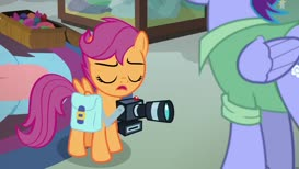 Wait, you don't know that your daughter's a Wonderbolt?