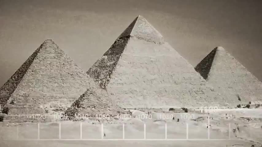 ♪ We built the Wall ♪ ♪ We built the pyramids ♪