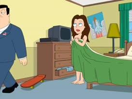 Francine, meet me in the shower immediately.