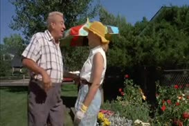 We'll hang out with Maryann and Biff and take Dad's car. That's deuce.
