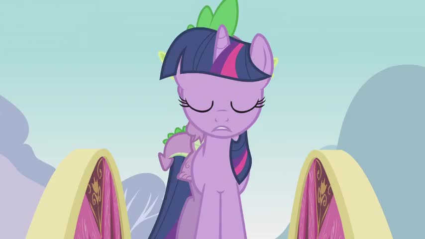 Smoke is spreading over all of Equestria.