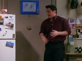Damn fridge!