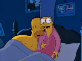 - Homer! Homer, wake up. Wake up. - What?