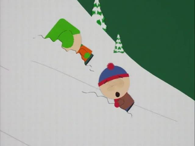 Oh, my God, we killed Kenny.