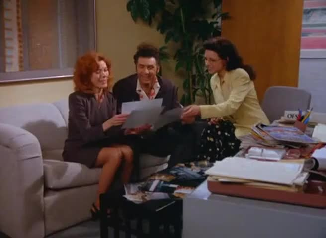 Really great. Really, really great. Don't you think so, Elaine?