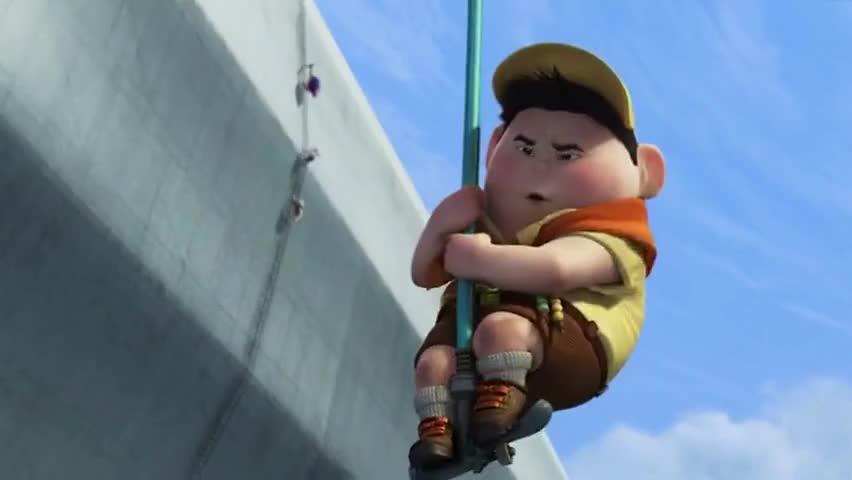 You leave Mr. Fredricksen alone!