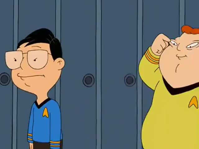 I'm Sulu.