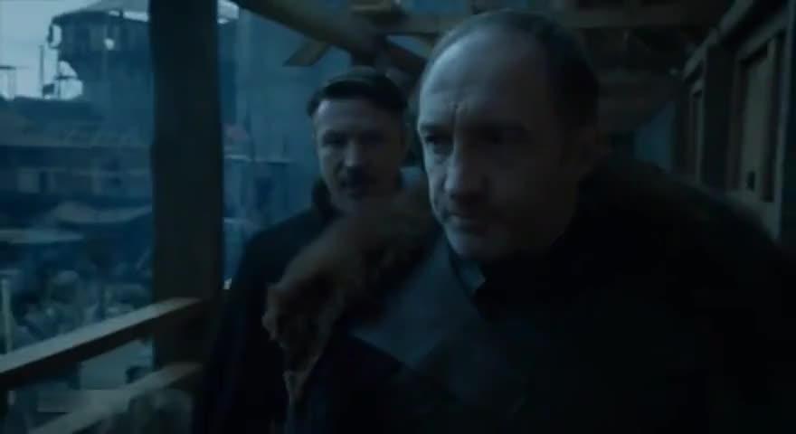 Queen Margaery adores Sansa.